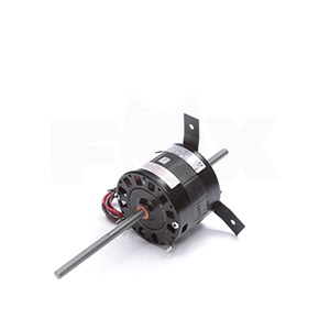 Double Shaft Motors